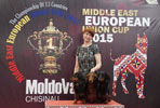MIDDLE EAST EUROPEAN UNION CUP-2015